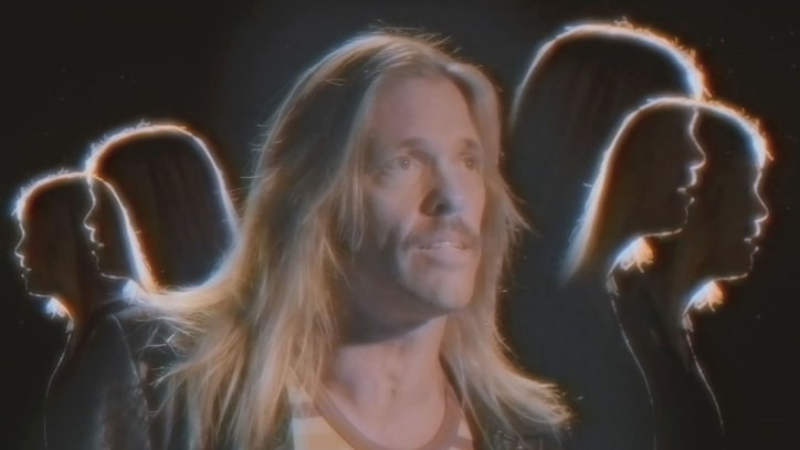 Watch Foo Fighters' Taylor Hawkins Revisit Eighties in New Solo Video