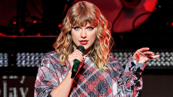 Read Taylor Swift's New Poem 'The Trick to Holding On'