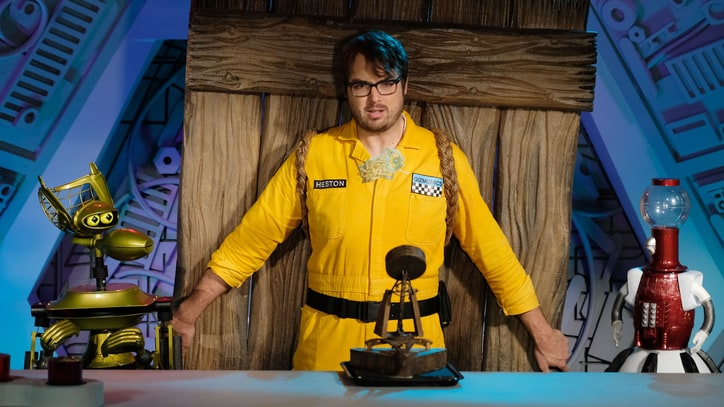 'Mystery Science Theater 3000' Announces First-Ever Tour