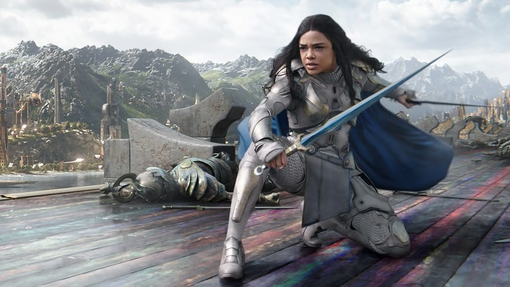 How Tessa Thompson Went From Indie Actor to 'Thor: Ragnarok' Badass