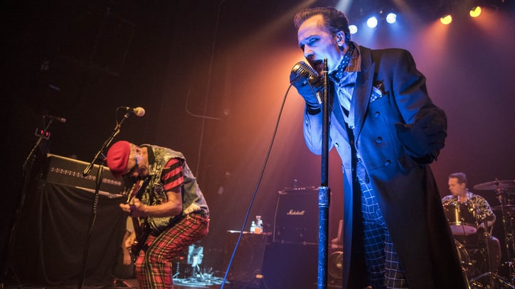 The Damned Talk 40 Years of Shapeshifting Punk
