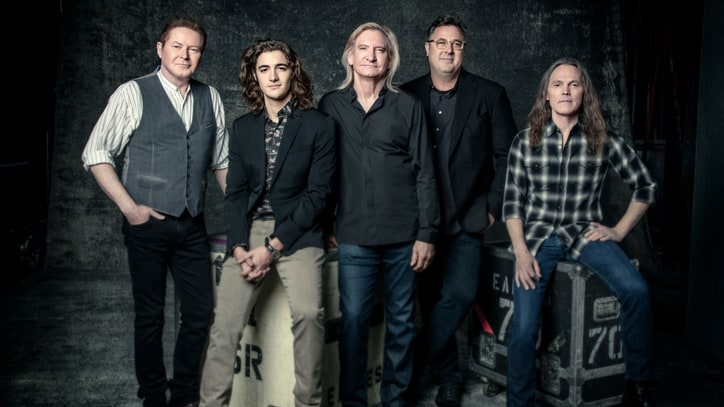 Eagles Team With SiriusXM for Grand Ole Opry Debut