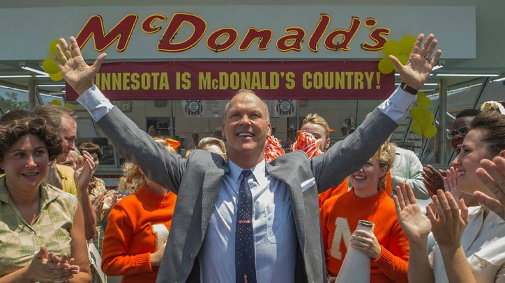 'The Founder' Review: Michael Keaton Makes a Happy Meal of McDonalds Biopic