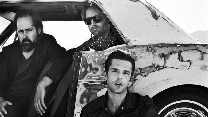 On the Charts: The Killers Land First Number One LP With 'Wonderful Wonderful'