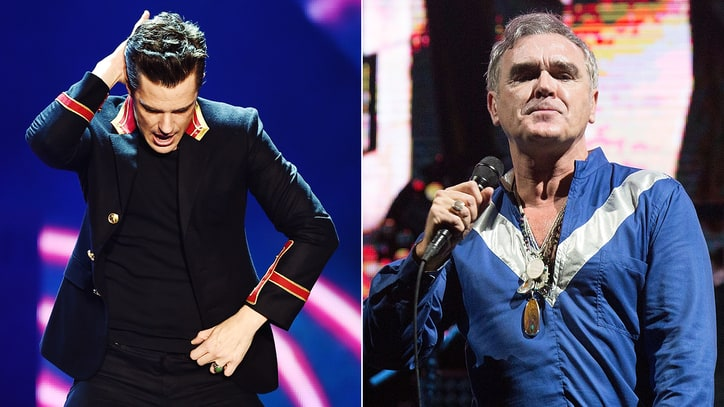Watch the Killers Cover the Smiths After Morrissey Cancellation