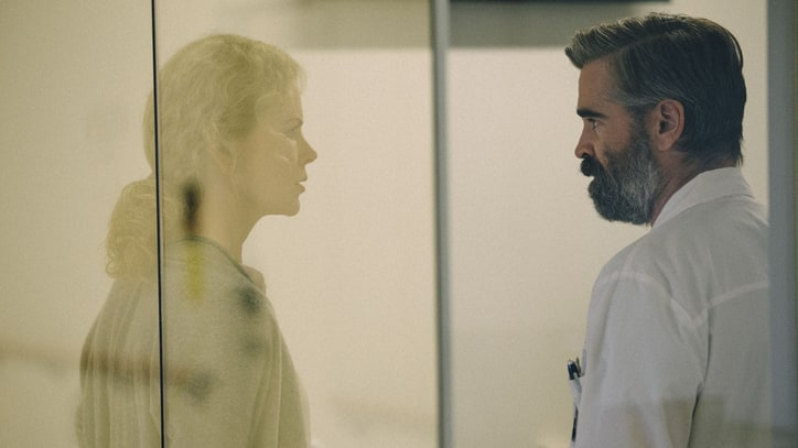 'Killing of a Sacred Deer' Review: Arthouse Thriller Would Make Kubrick Proud