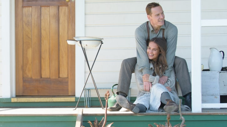 'The Light Between Oceans' Review: Fassbender, Vikander Keep Romance Afloat