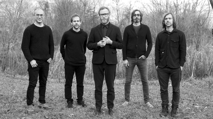 Review: The National's Best LP Yet Haunted by Mordant Beauty, Rattled Paranoia