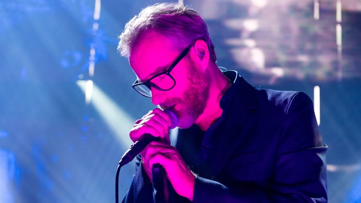 Watch the National Cover Talking Heads' 'Heaven' Live