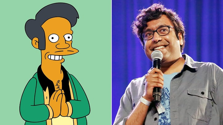 'Simpsons' Doc 'The Problem with Apu' Confronts South Asian Stereotypes