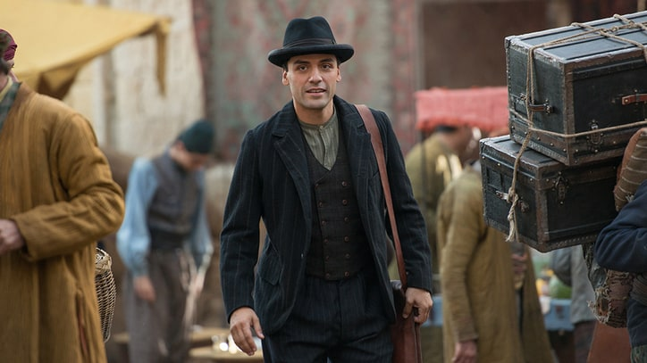 'The Promise' Review: Who Wants an Old-School Love-Triangle Epic About Genocide?