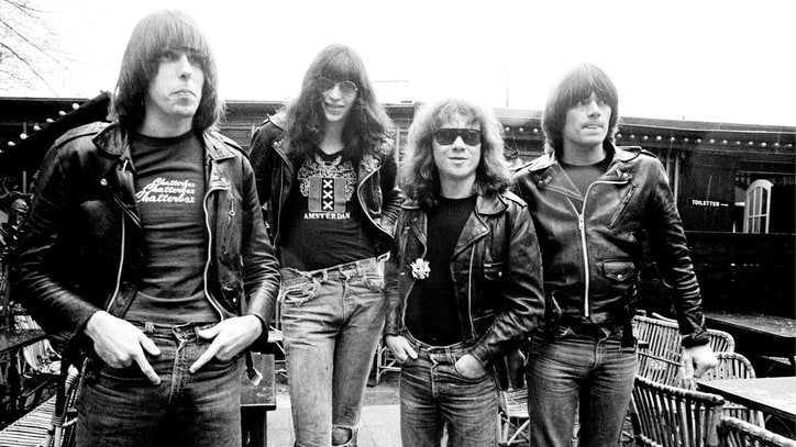 Ramones Plot Deluxe 'Rocket to Russia' Reissue