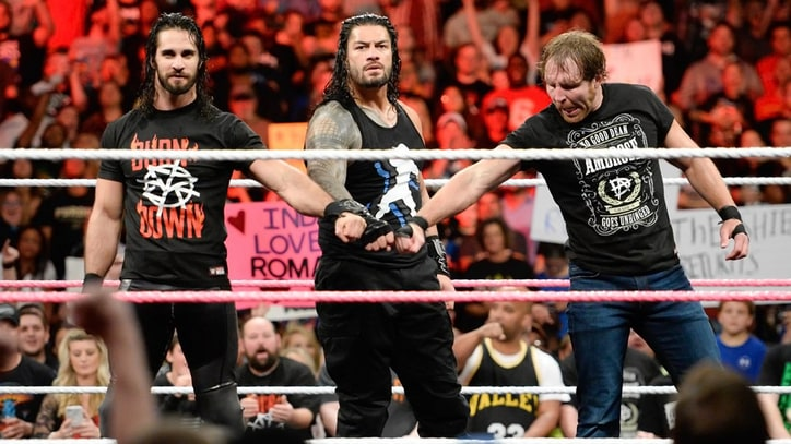 The Shield Reunited – It Feels so Good (and Bad)