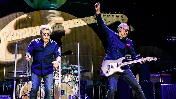 Roger Waters, the Who Get Political, Rowdy at Desert Trip Night 3
