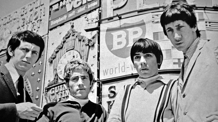 The Who's Pete Townshend on Raiding Vaults for 'My Generation' Box Set