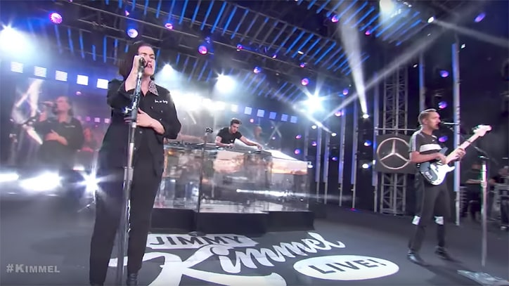 Watch the xx Perform New Songs 'Dangerous,' 'Say Something Loving' on 'Kimmel'