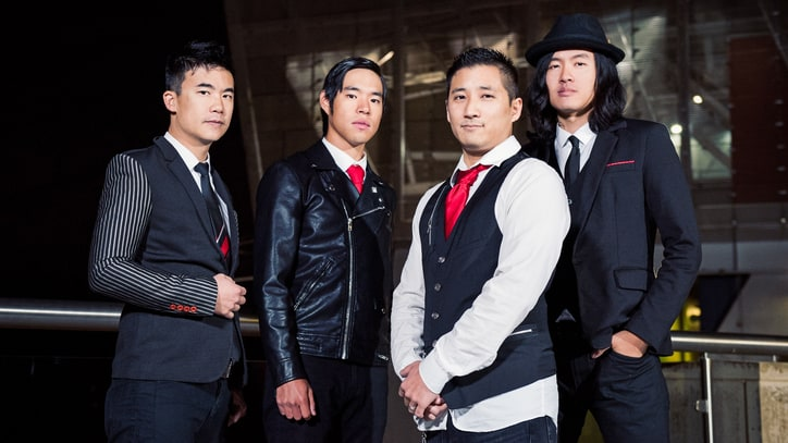 Asian-American Group The Slants Head to Supreme Court Over Band Name