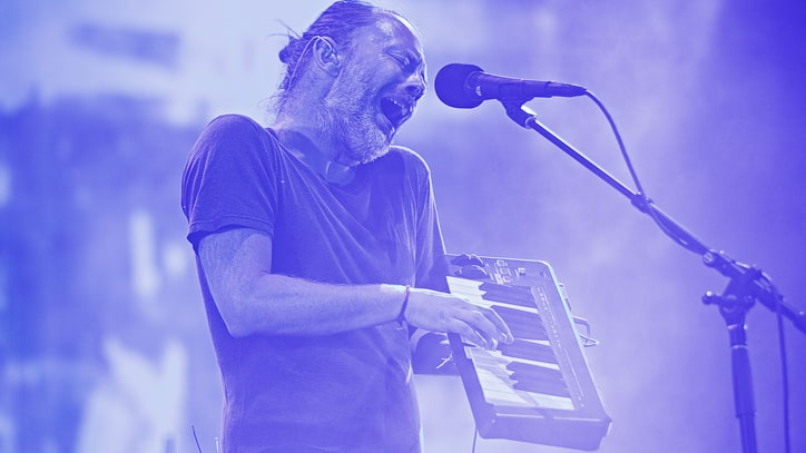 19 Things We Learned Hanging Out With Radiohead