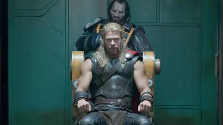 Watch Thor Face Off Against Incredible Hulk in First 'Ragnarok' Trailer