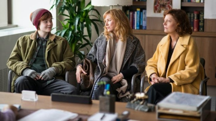 '3 Generations' Review: This Trans-Issue Melodrama Is a Mess in a Dress