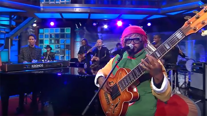 See Thundercat Perform Funky 'Them Changes' With Jon Batiste, Stay Human