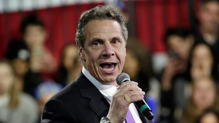 Hear NY Gov. Cuomo's Spotify Playlist Picks from Aerosmith to Tina Turner