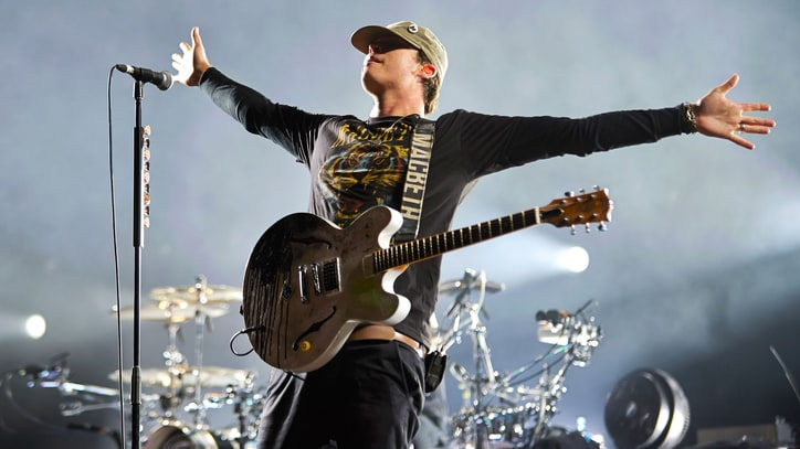 Tom DeLonge Preps Non-Fiction Book About UFO Phenomenon