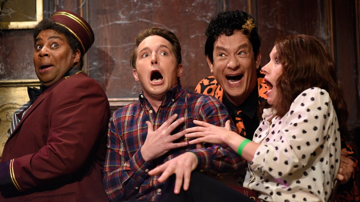 Tom Hanks to Revive 'SNL's David S. Pumpkins for Animated Halloween Special
