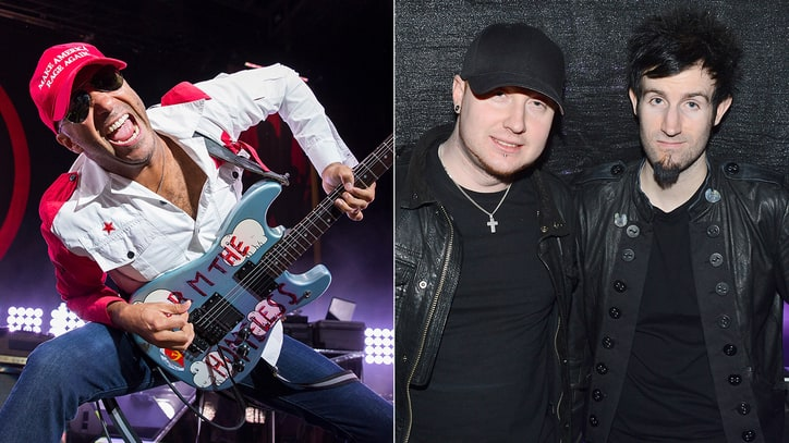 Hear Tom Morello, Knife Party's Wild Collaboration 'Battle Sirens'