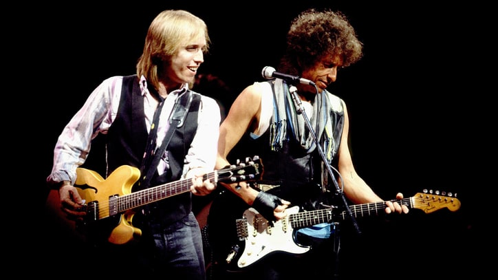 Flashback: Bob Dylan and Tom Petty Play Lost 1980s Gem