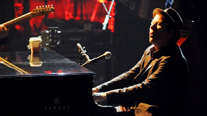 Tom Waits Lends Instrumental 'Innocent When You Dream' to Banksy Hotel