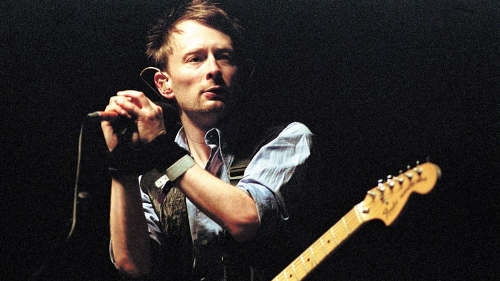 Flashback: Radiohead Cover Neil Young's 'On the Beach'