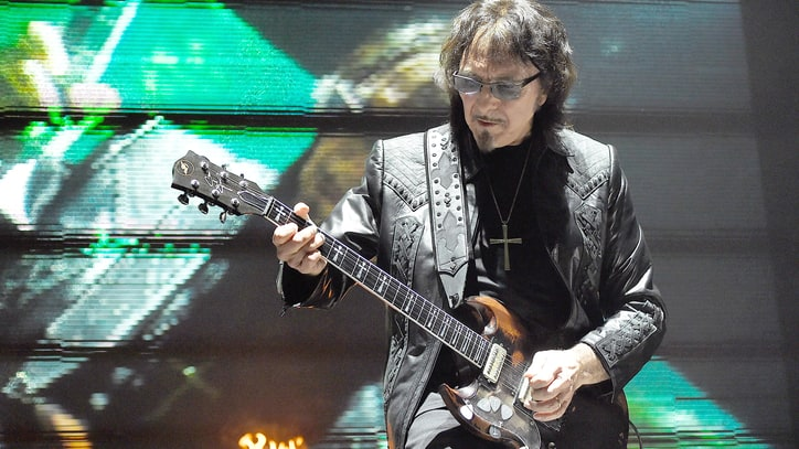Black Sabbath Guitarist Tony Iommi's Cancer in Remission