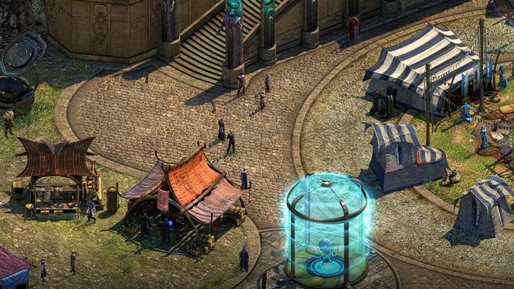 Play 'Torment: Tides of Numenera' on YouTube