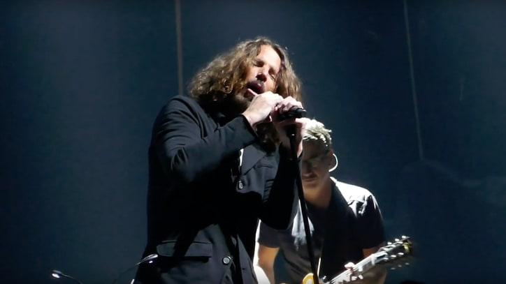 See Temple of the Dog Cover Led Zeppelin, Bowie at First Reunion Gig