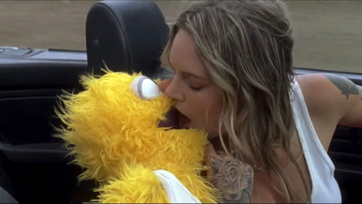 Watch Tove Lo's Sexy Road Trip With a Puppet in 'Disco Tits' Video