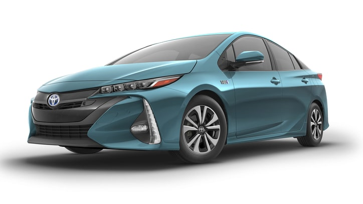First Look: The 2017 Prius Prime Promises a Whopping 120 Miles Per Gallon