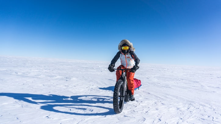 Polar Explorer Eric Larsen's Fitness Philosophy