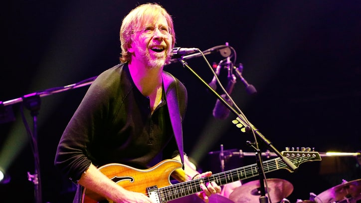 Phish Launch Hurricane Relief Fund for Caribbean Island Tortola