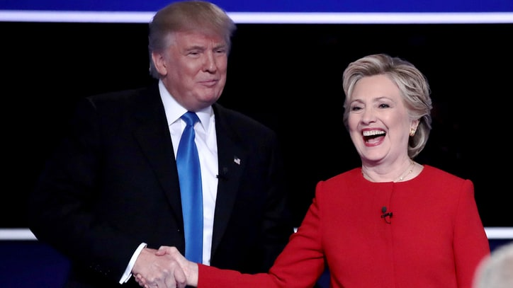 The (Real) Polls Prove It: Clinton Trounced Trump in the Debate