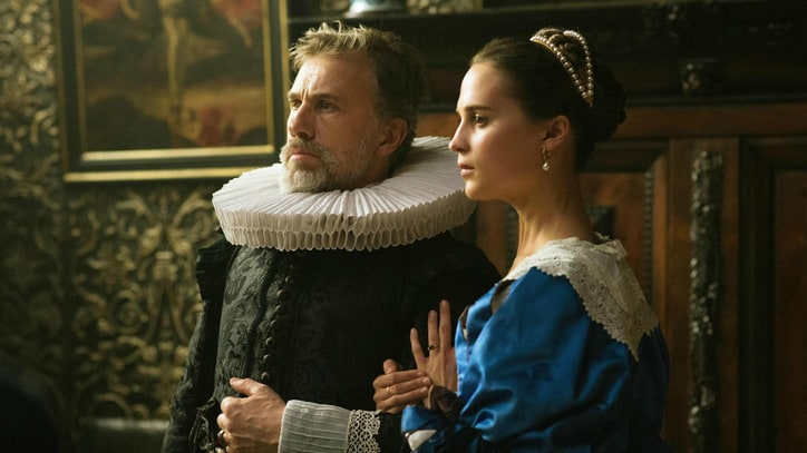 'Tulip Fever' Review: This D.O.A. Period Piece Should've Died on the Vine