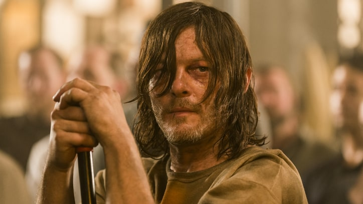'The Walking Dead' Recap: The Boss Level