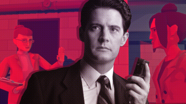 The 10 Most 'Twin Peaks' Video Games