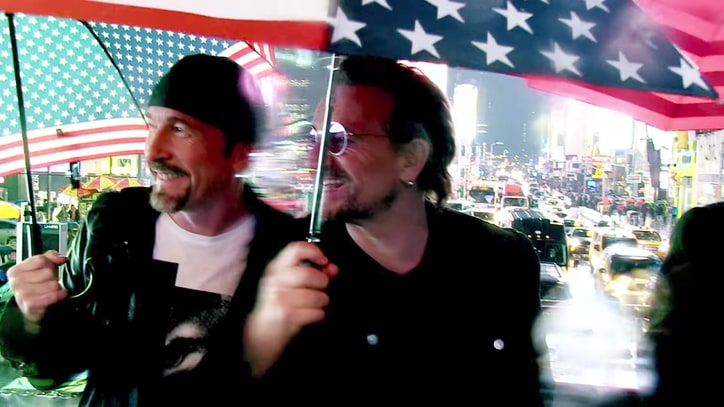 Watch U2 Sightsee Around NYC in 'You're The Best Thing About Me' Video