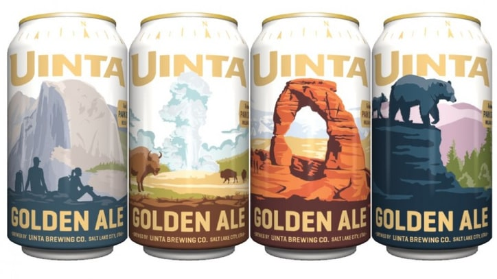 Uinta Brewing Announces Beer Brewed to Support Our National Parks