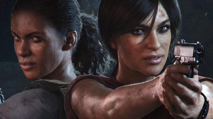 'Uncharted: The Lost Legacy' Protagonists Are The