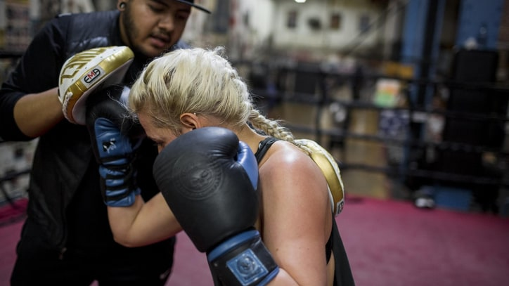 Becoming a Boxer: Honing My Hits