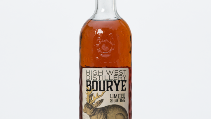 High West's Taxidermy Whiskey Bourbon-Rye Mash-Up Is Back Again