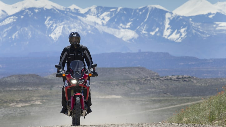 Test Ride: Honda Africa Twin