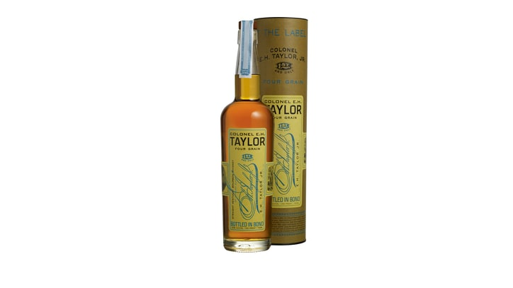 Rye or Wheat? E.H. Taylor Says Both